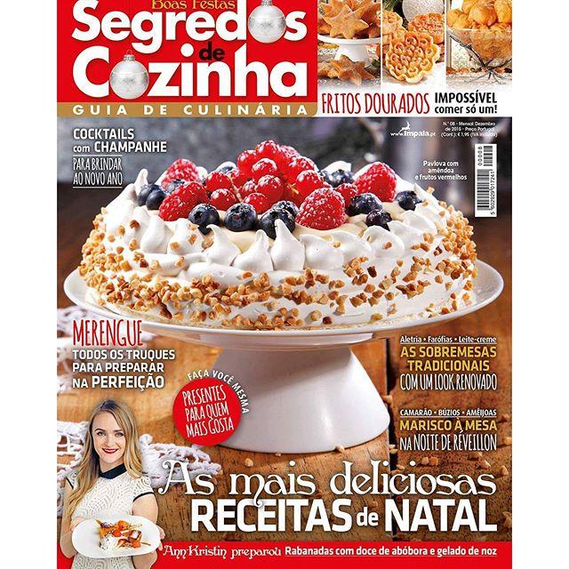 SEGREDOS DE COZINHA Magazine