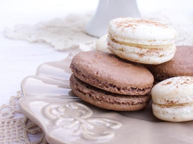 Simplified Macarons | RECIPE