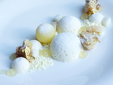 White Chocolate, Lychee, Coconut & Yuzu | RECIPE IN PT