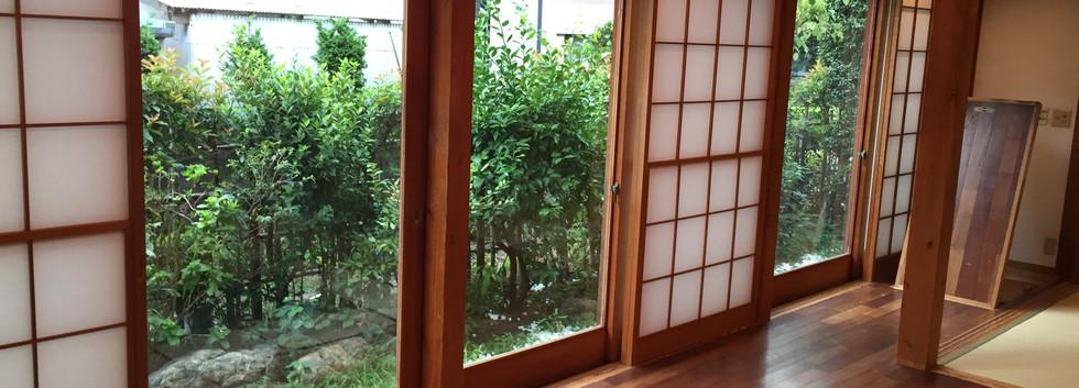 浜田山(庭).JPG