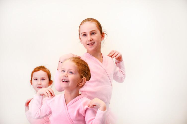 Schülerinnen aus Mariahilf