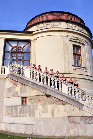 Balletttrainingswoche in Ungarn
