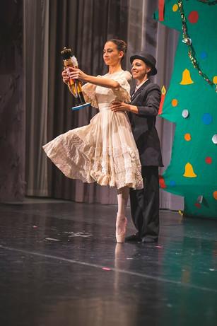 Aufführung der Vereinigten Ballettschulen - Nussknacker