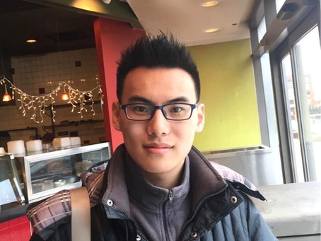 Meet the speaker: Shang-Yang Chen