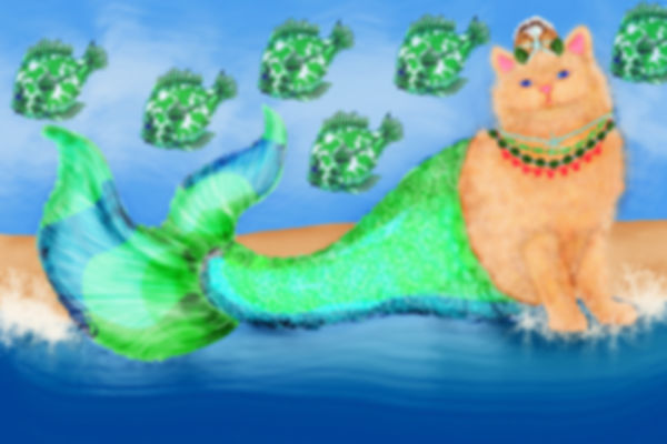2013 tropical cat mermaid test flattened.jpg