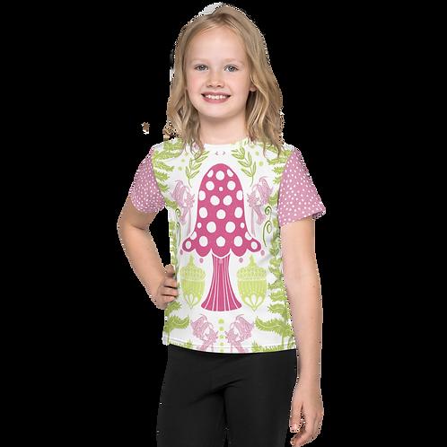 Fairy Magic Toadstool Kids T-Shirt