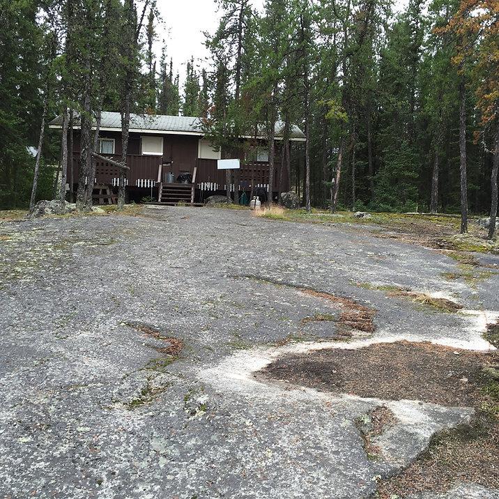 Wathaman Outpost Cabin