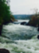 Portage rapids