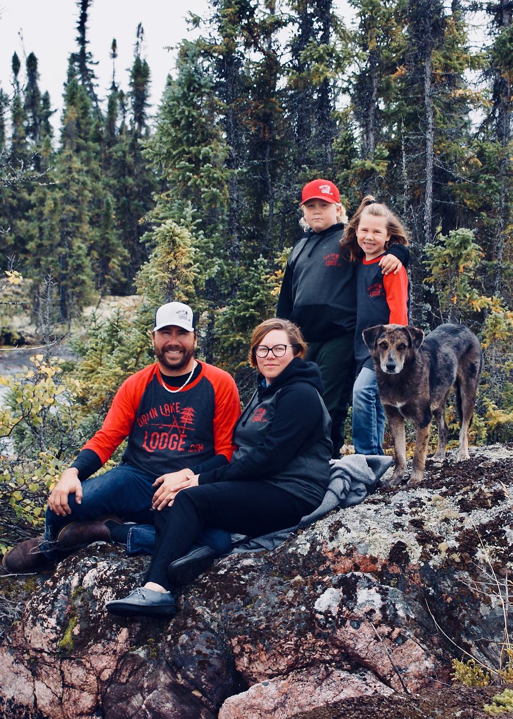 Davin Lake Owners 2018