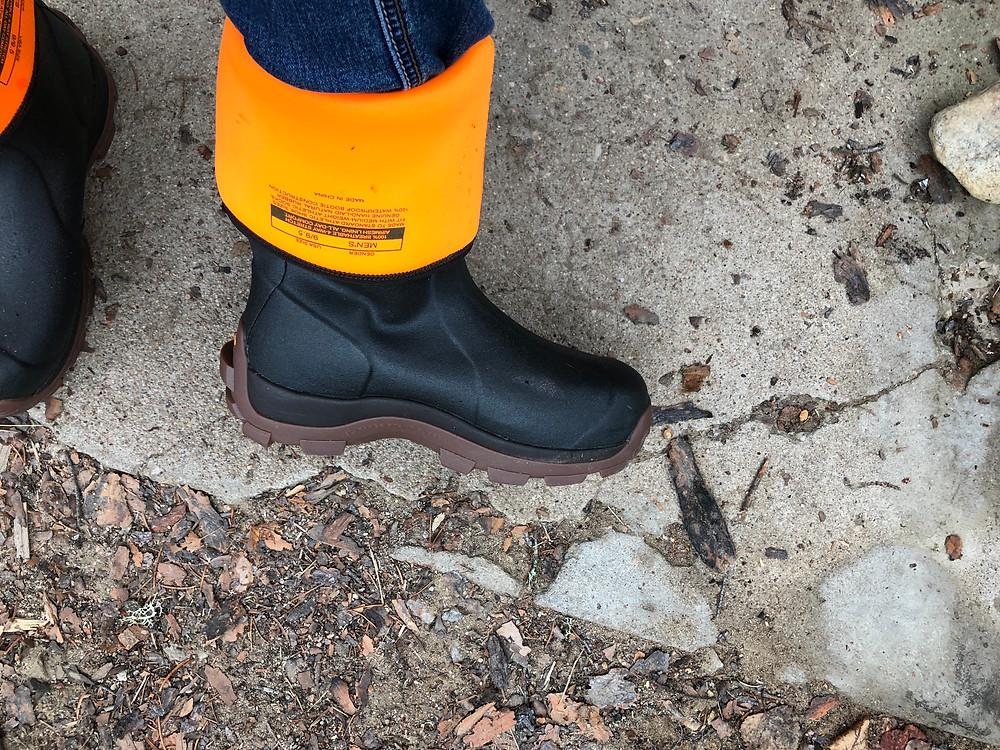 Dryshod 'Haymaker' boots