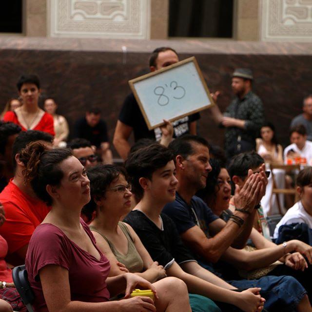 #people #poetry #slam #barcelona  #july