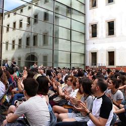 #people #poetry #slam #barcelona 😍 #diu