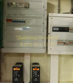 оборудование NED приточно-вытяжной венти