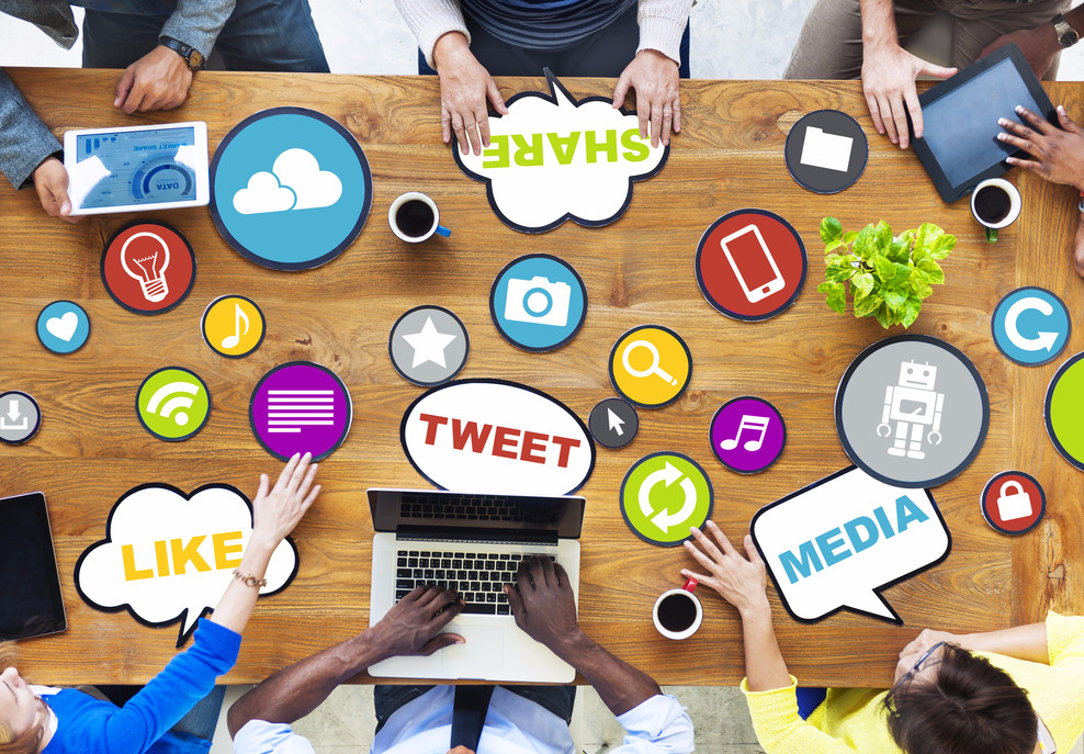 Build your small business with social media