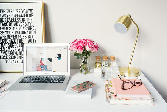 Women Business Owner, workspace