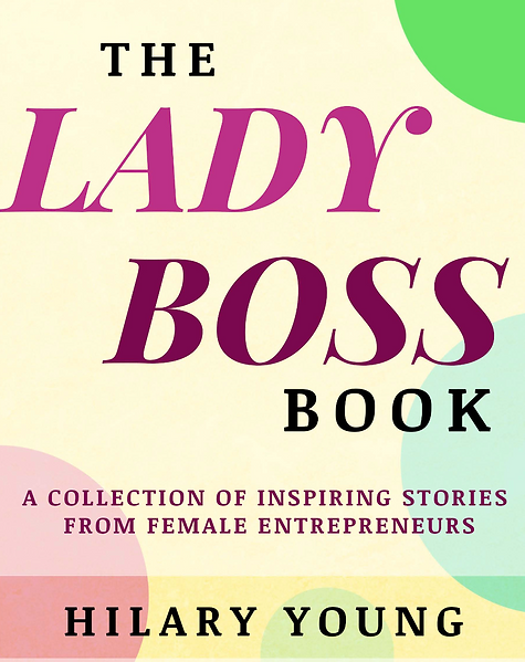 A collection of inspiring stories from female entrepreneurs