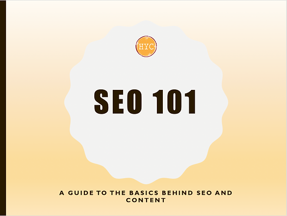 SEO 101: Understanding Basic SEO