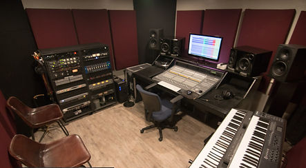 The Recording Studio