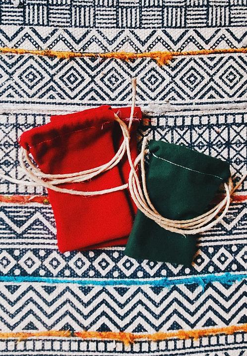 Flannel Mojo Bags