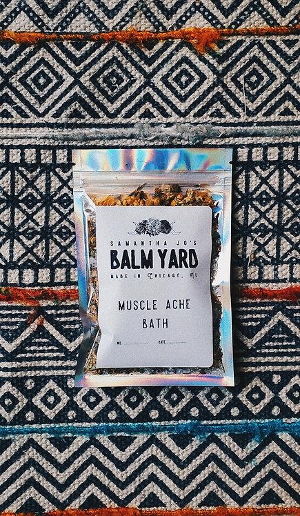 Muscle Ache Bath