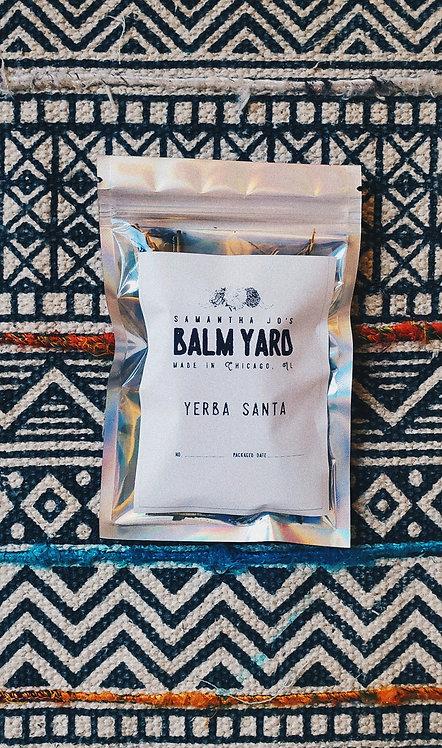 Yerba Santa Herb Bag