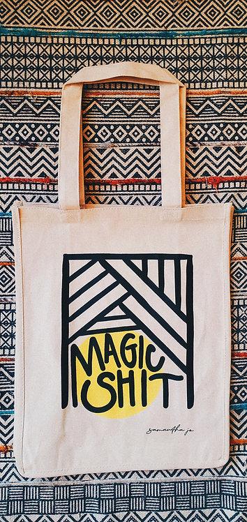 Magic Shit Tote Bag