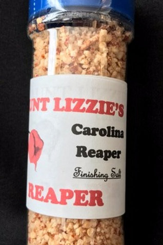 Carolina Reaper Finishing Salt