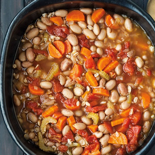 Cranberry Bean Soup