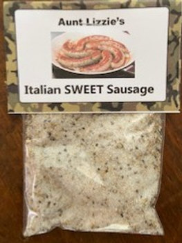 Italian Sweet Sausage Mix