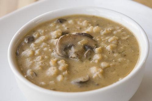 Mushroom Barley