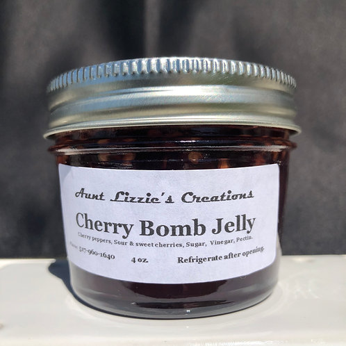 Cherry Bomb Jelly