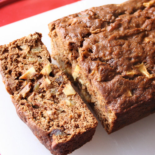 Ginger & Date Bread