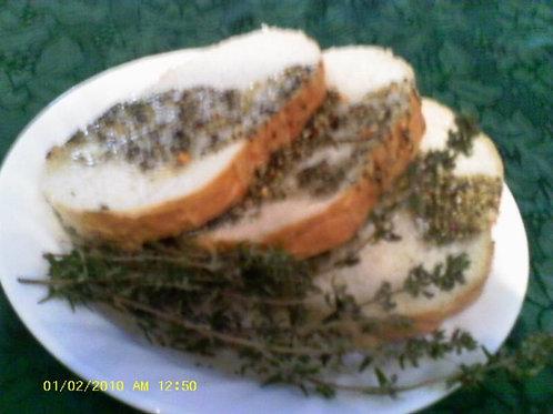 Garlic Herb Dipping Oil