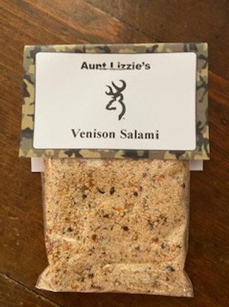 Venison Salami Mix