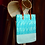 Thumbnail: Sky Blue Tote Bag