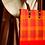 Thumbnail: Red Checked Tote Bag