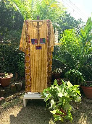 Traditional Patchwork Kurta