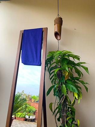 Dark-Blue Cotton Lower