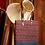 Thumbnail: Rust & Black Tote Bag