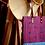Thumbnail: Purple & Indigo Tote Bag