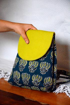 Lemon Fizz Bagpack