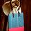 Thumbnail: Blue & Red Tote Bag