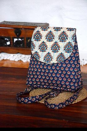 Alluring Blue Bagpack