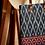 Thumbnail: Black & Rust Tote Bag