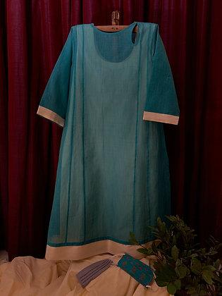 Turquoise 2-Piece Kurta