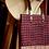 Thumbnail: Rust Pattern Tote Bag