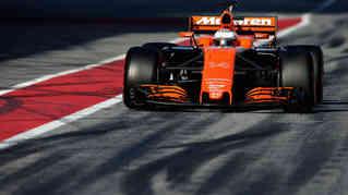 Mclaren 2020 F1