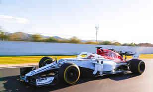 Alfa sauber F1
