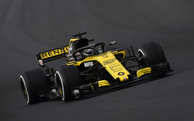 Renault F1 Ocon