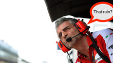 Rons F1 Radio - Karaoke to blame for Ferrari Cock up (Satire)